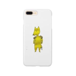 肩コルネ Smartphone cases