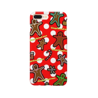 FD/Gingerbread man~ジンジャーマン~ Smartphone cases
