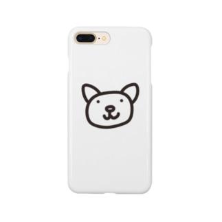 ねこ。CAT。アニマルシリーズ Smartphone cases