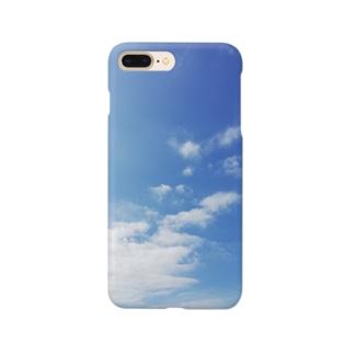 ブルースカイ Smartphone Case