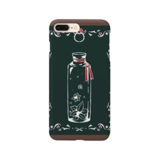 水仙とガーネット Smartphone cases