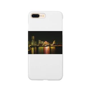 カビゴンのSHOPの横浜 Smartphone cases