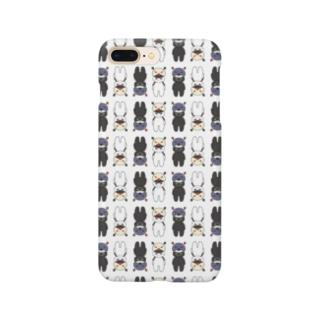 茶々丸スマホケース Smartphone cases