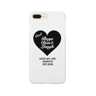 COOI BOYS DON'T LAUGH Smartphone cases