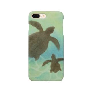 ホヌ Smartphone cases