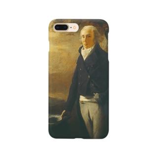 ヘンリー・レイバーン作 肖像画「デイビッド・アンダーソン」 Smartphone cases