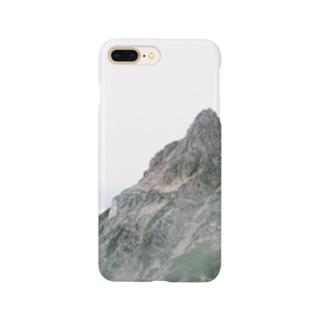 白馬岳 Smartphone cases