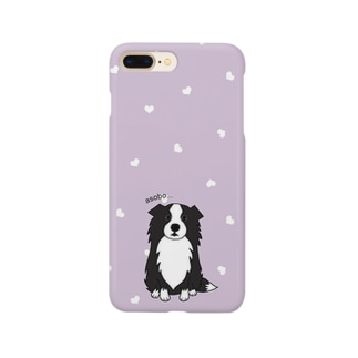 I♥BORDER COLLIE! Smartphone cases
