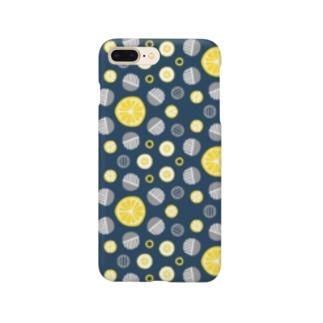 スカッシュ Smartphone cases