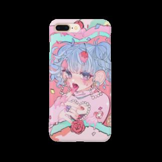 玉城きらのさくらんぼちゃん Smartphone cases