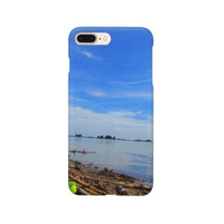 鵜ノ崎海岸 Smartphone cases