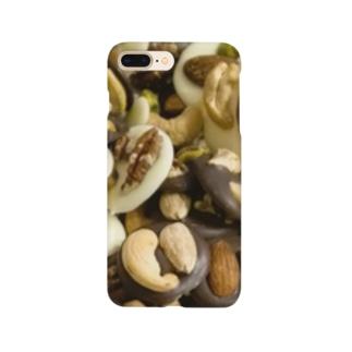 ナッツチョコ Smartphone cases