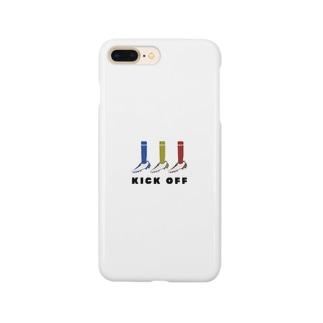 KICK OFF Smartphone cases