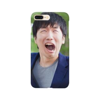 しょぼすけ宣材写真 Smartphone cases
