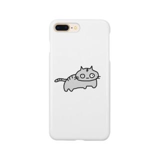 トラ猫の銀次 Smartphone cases
