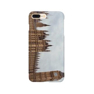 ビッグベン Smartphone cases