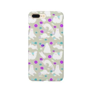 ベリーとホイップ猫チャン Smartphone cases