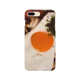 ご当地グルメ やきそば Smartphone cases