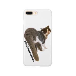 バックショットゆきっちゃん Smartphone cases
