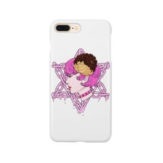 スイーツデビル Smartphone cases