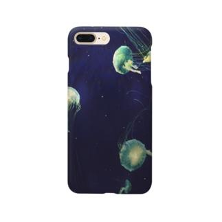 くらげ Smartphone cases