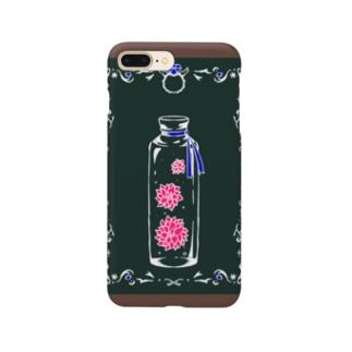 ダリアとサファイア Smartphone cases