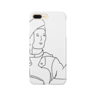 シロ・ウォズ Smartphone cases