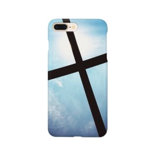 Cross_Sky Smartphone cases