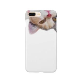 きなこちゃん Smartphone cases