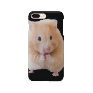 ハムスター Smartphone cases