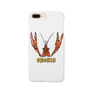 チョキオ Smartphone cases