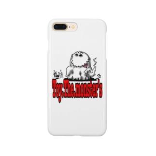 Toy.The.monster's ゴーシュ&スパイン Smartphone cases