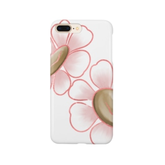 Liangの小花 Smartphone cases