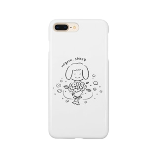 花束ねごとちゃん Smartphone cases