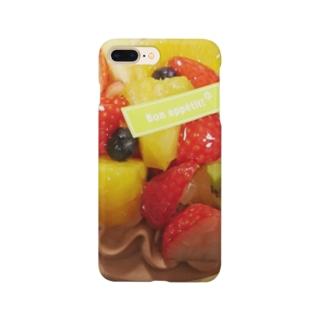 Bon appetit! Smartphone cases
