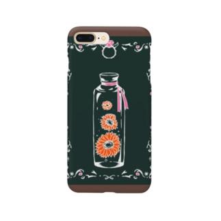 ガーベラとトルマリン Smartphone cases