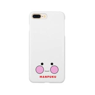 MANPUKU (満腹 ミニ) Smartphone cases