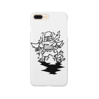 弁慶の泣き所 Smartphone cases
