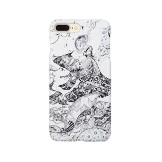 息吹の花 Smartphone Case