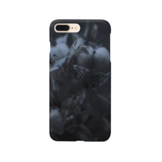 蒼花 Smartphone cases