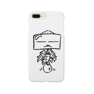 豆腐小僧 Smartphone cases