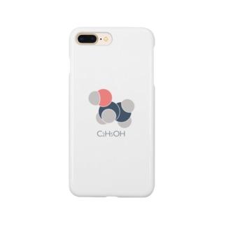 エタノール C2H5OH Smartphone cases