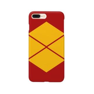 武田菱 Smartphone cases