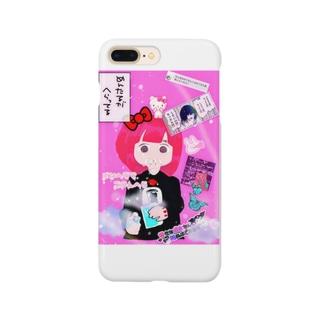 未成年喫煙ちゃん Smartphone cases