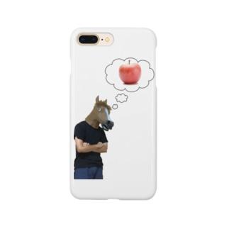 りんごが食べたいRYOKICHI君 Smartphone cases