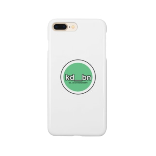kd__bn (クドゥブン)  Smartphone cases