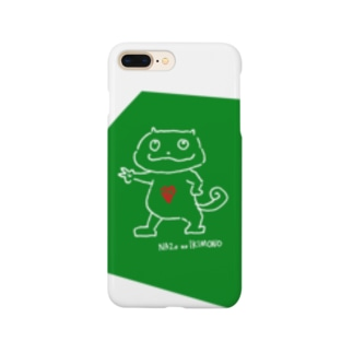 NAZO NO IKIMONO CASE Smartphone cases
