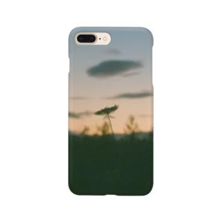 夕暮れのおさんぽ Smartphone cases