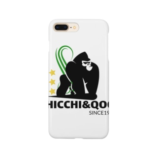NO13-ゴリラ(コンゴ共和国) Smartphone cases