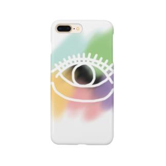 こころの目 Smartphone cases